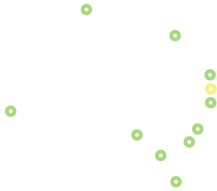 Mapa da Austrália - Brisbane