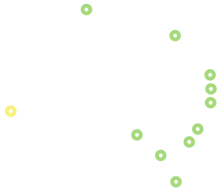Mapa da Austrália - Perth