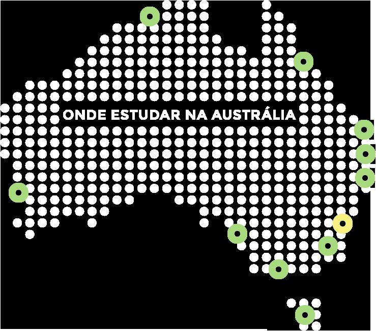 Mapa de Australia - Sydney