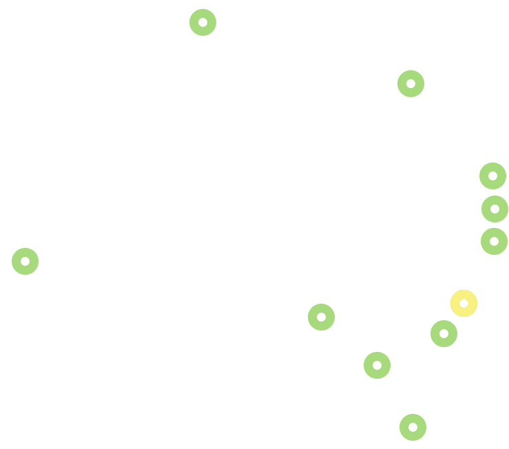 Map of Australia - Sydney