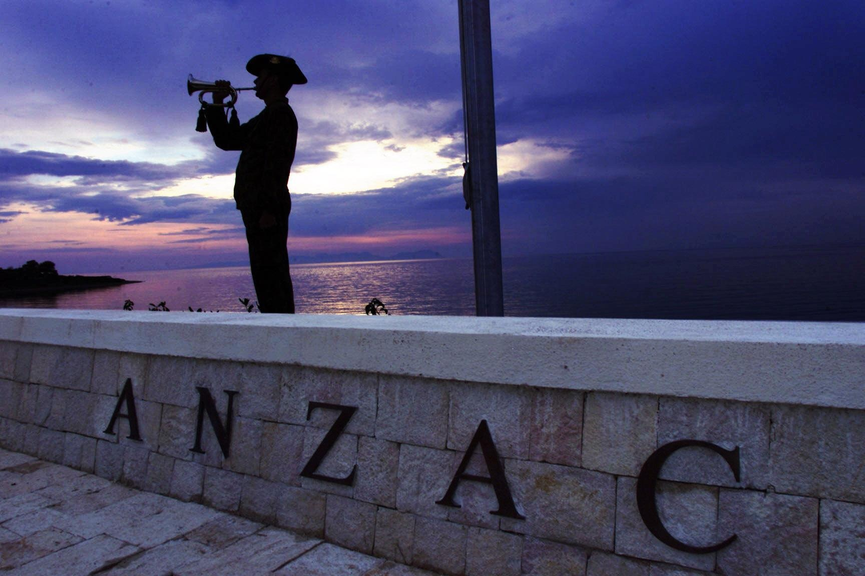 ANZAC DAY?>