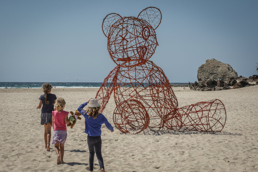 Swell Sculpture Festival?>