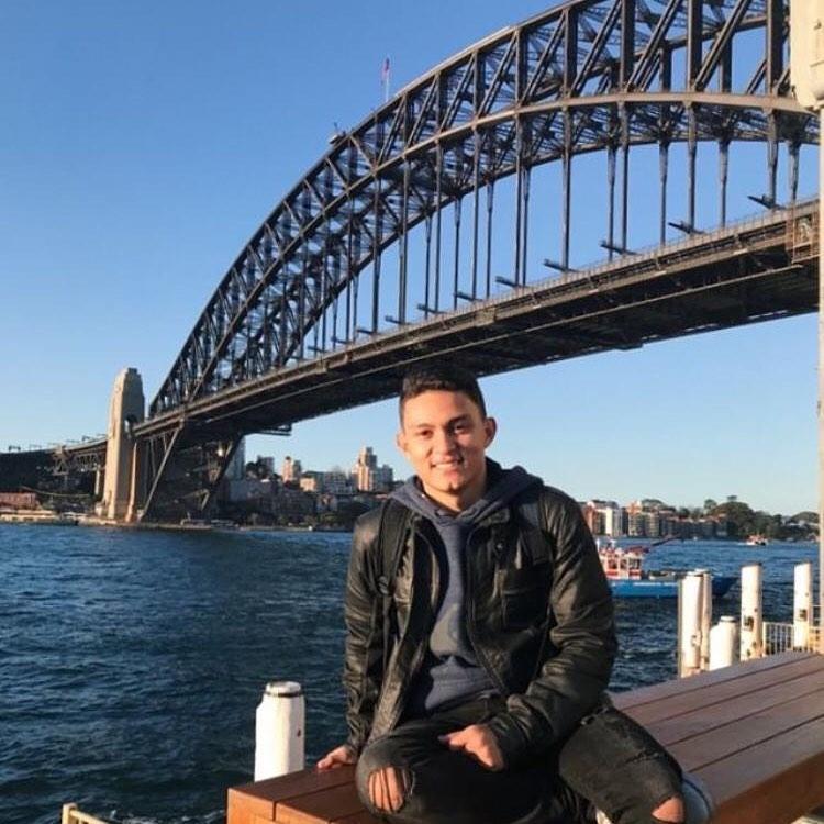 Foto de Matheus Meira, Melbourne e Sydney41