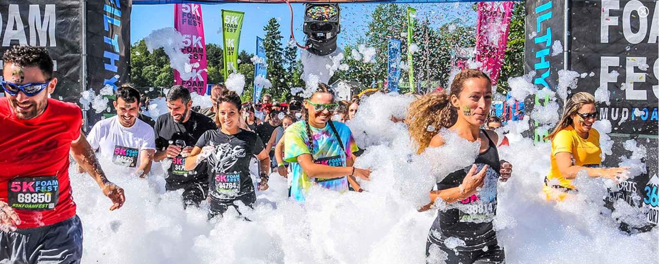 5K Foam Fest?>