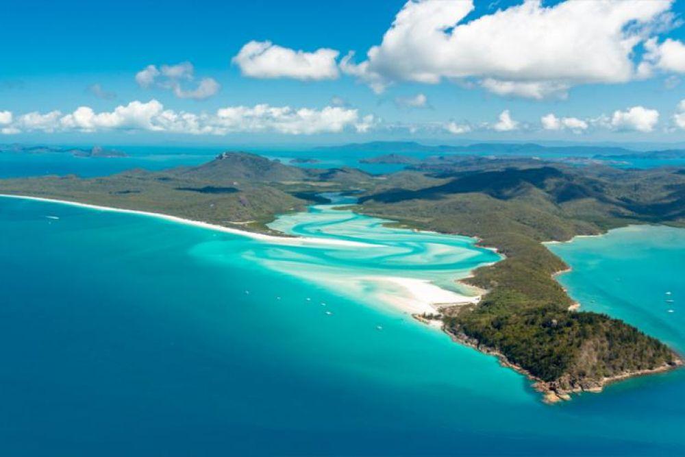 Trip to Whitsundays?>