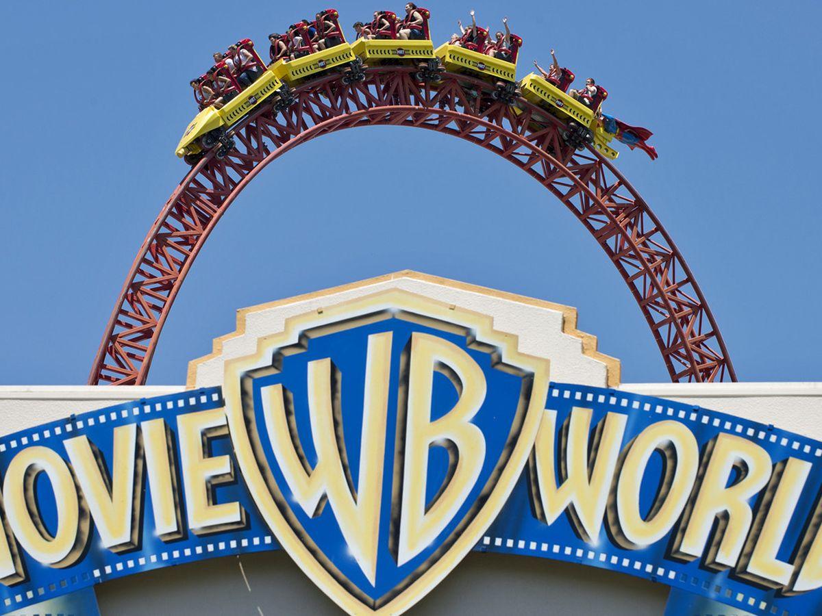 Warner. Bros Movie World?>