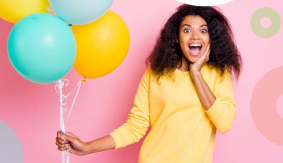 5 anos da 360 Degree Agency: quem ganha o presente é você!