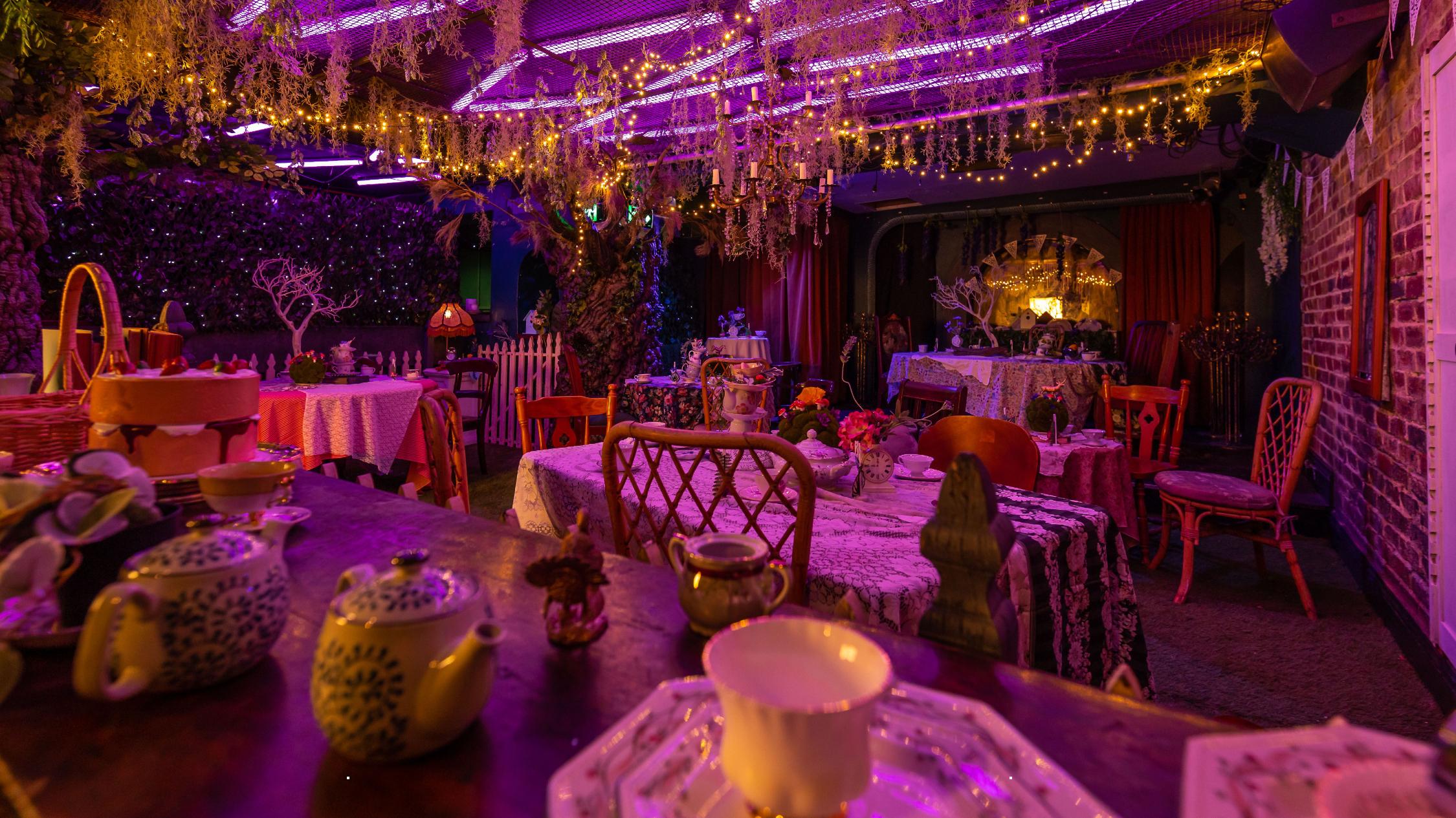 The Wonderland Bar?>