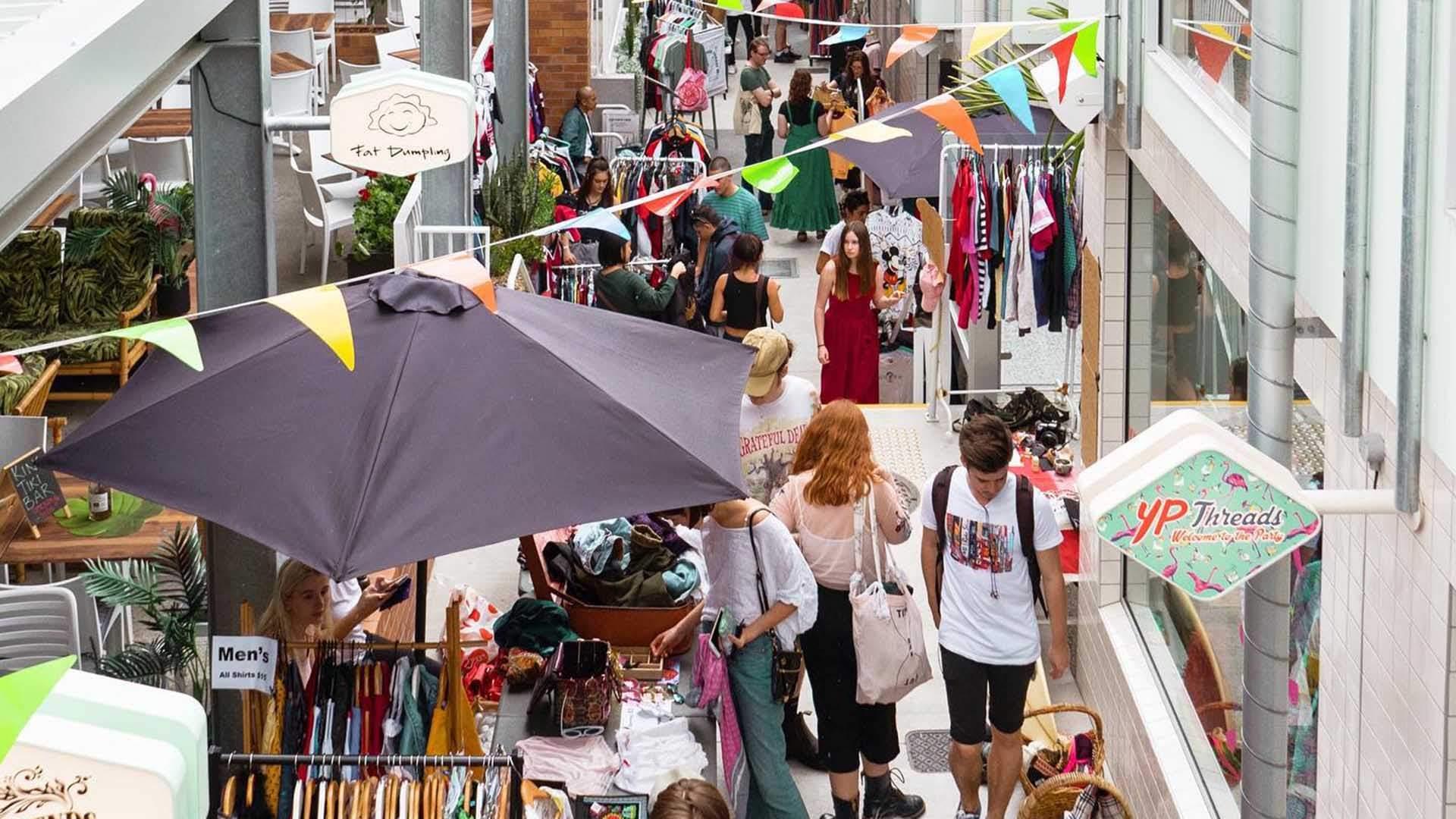 Valley Laneway Markets 2021?>