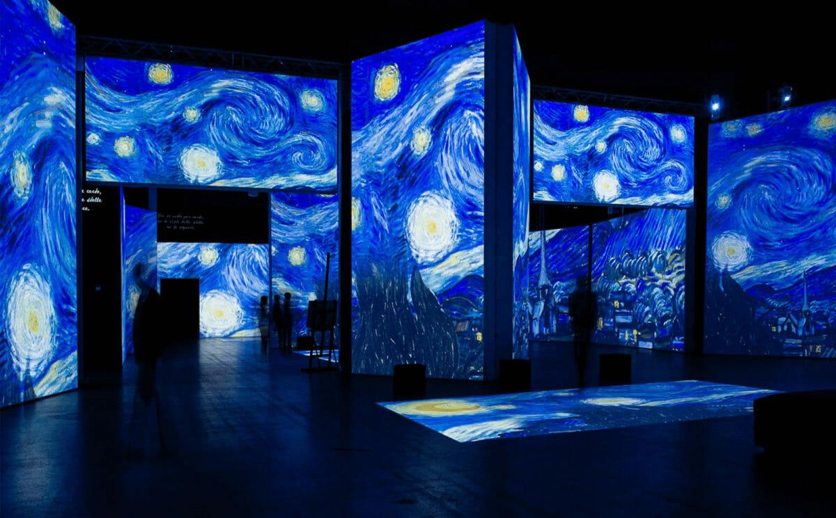 Van Gogh Alive the Experience?>